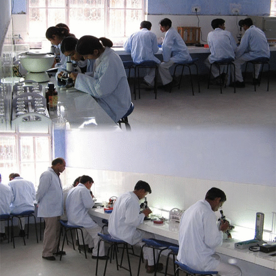 Laboratories